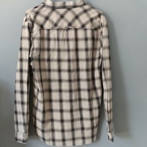 Ag Adriano Goldschmied Shirts - AG Adriano goldschmied plaid button-down shirt M